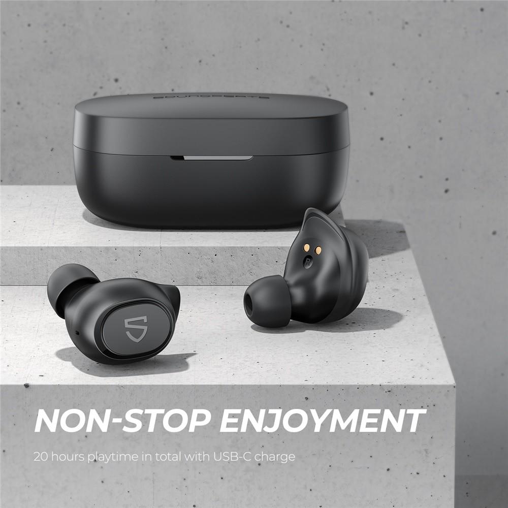 Tai Nghe True Wireless Earbuds SOUNDPEATS TrueFree 2 ( Phiên bản nâng cấp TrueFree+)