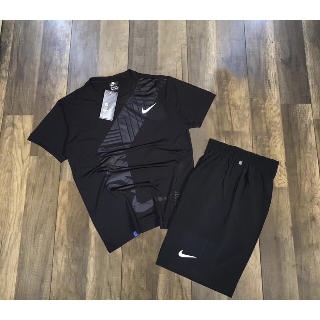 Bộ thể thao bộ đồ nam thun lạnh 6 màu mới 2019