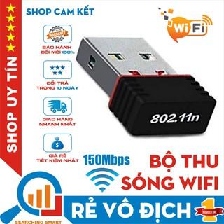 Bộ thu sóng wifi USB 801/151/351/155 – Siêu rẻ – Siêu khỏe