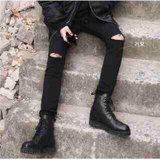 [HÀNG CHUẨN]Quần Jean Nam Chất Đẹp Cá Tính | Quần bò nam | quần jeans nam thời trang MS JEAN053