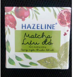 KEM DƯỠNG TRẮNG HAZELINE MATCHA LỰU ĐỎ 45G