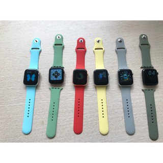 Dây Silicone cho đồng hồ t500, Apple Watch 42/44mm