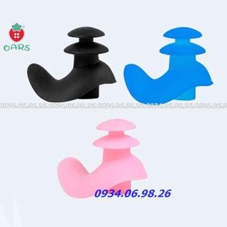 Nút bịt tai chống thấm nước dành cho người lớn và trẻ em đi bơi