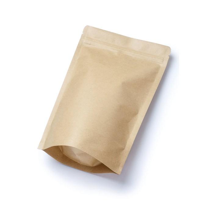 Túi zip giấy Kraft trơn không cửa sổ hàng đẹp   Shopee Việt Nam