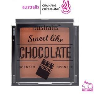 Phấn Tạo Khối Mini- Australis- Sweet Like Chocolate Bronzer