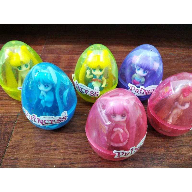 Trứng búp bê Princess kèm sticker