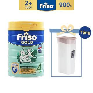 """[Mã MKBMSALE99 giảm 5% đơn 250K] [Tặng Bình Nước Lock & Lock] Sữa Bột Friso Gold 4 900g giá chỉ còn <strong class=""""price"""">40.500.000.000đ</strong>"""