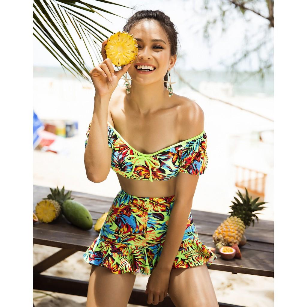 Bộ đồ bơi bikini 2 mảnh nữ - Áo tắm Xuân Thu - 3553351 , 1087371617 , 322_1087371617 , 1390000 , Bo-do-boi-bikini-2-manh-nu-Ao-tam-Xuan-Thu-322_1087371617 , shopee.vn , Bộ đồ bơi bikini 2 mảnh nữ - Áo tắm Xuân Thu