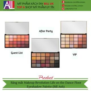 [TOP 1 SHOPEE] Bảng mắt Makeup Revolution Life on the Dance Floor Eyeshadow Palette (Bill Anh) thumbnail