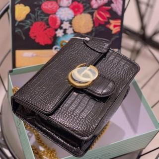 Túi đéo chéo nữ đẹp 💖Tặng Ví 💖Túi xách nữ giá rẻ da PYPUTE vân cao cấp thời trang hot trend 2020