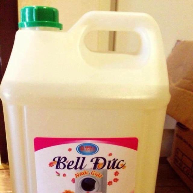 Nước giặt xả BEll DUC 10 lít