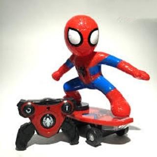 Đồ chơi điều khiển từ xa pin sạc, do choi spiderman dieu khien (loại to)