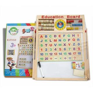 Combo bảng học chữ nam châm cho bé