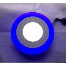 Đèn LED nổi 3 chế độ viền xanh dương  giá rẻ