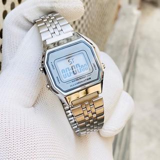 Đồng hồ nữ Gozid LA680 chống nước , Chống Nước, Thời Trang Cực Đẹp - Full box thiếc chính hãng thumbnail