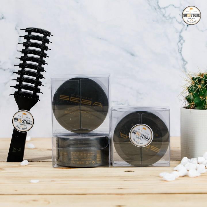 [Chính Hãng][COMBO] Sáp Vuốt Tóc SEBA + Gôm xịt tóc tùy chọn