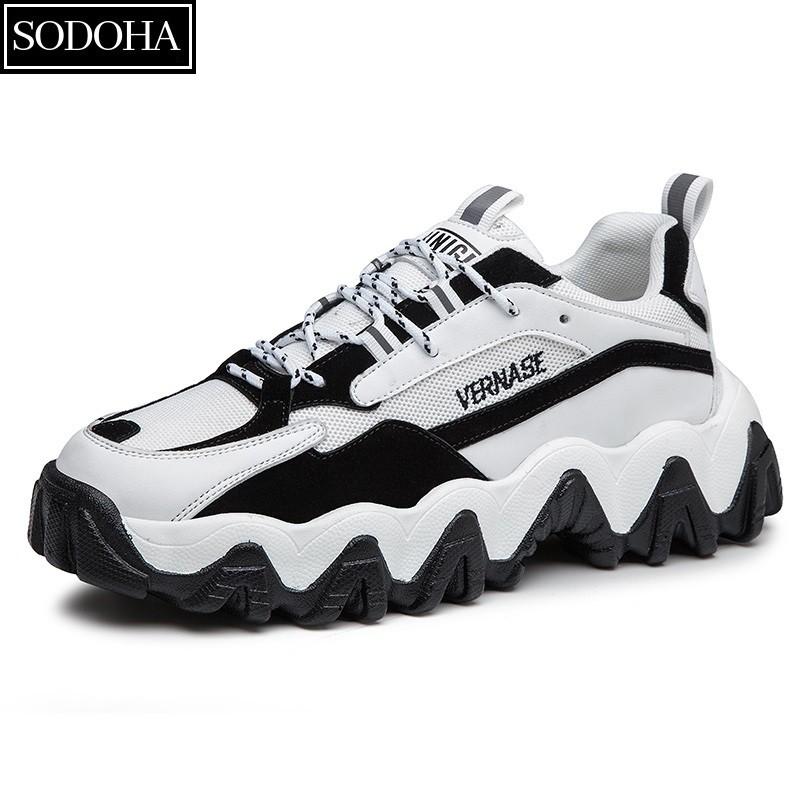 Giày thể thao nam Sneaker tăng chiều cao SODOHA SDH1010
