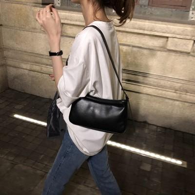 Túi đeo vai phong cách retro xinh xắn cho nữ, kiểu dáng Hàn Quốc TC24