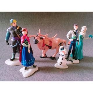 Mô hình các nhân vật trong phim hoạt hình: Nữ Hoàng Băng Giá
