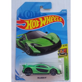 Xe mô hình Hot Wheels McLaren P1 FJY08