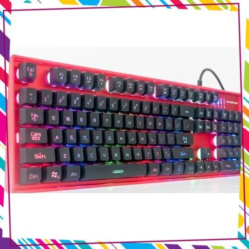 [Khuyến Mãi Rẻ]  Bàn phím chuyên game MOTOSPEED K60L