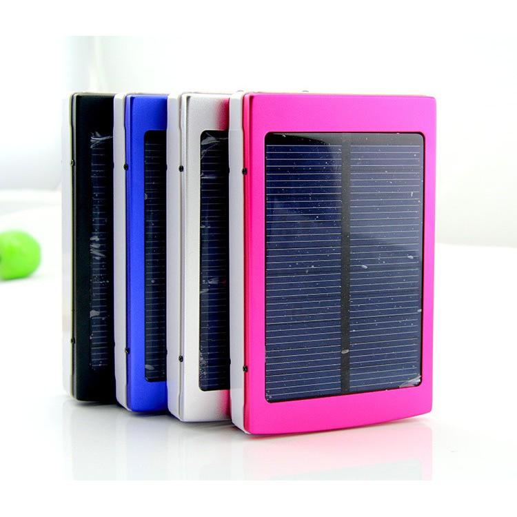 Pin dự phòng solar 10000mAh