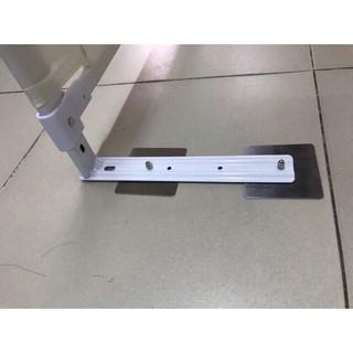 VGF Miếng dán thanh chắn giường dán tường siêu dính chắc chắn.1 thanh cần 4 miếng dán 15 2