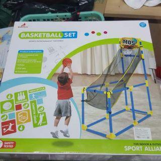bộ bóng rổ quà tặng từ anfa