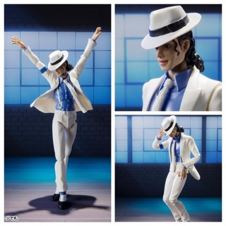 Mô hình có khớp Figuarts Michael Jackson – King of Pop (14cm)