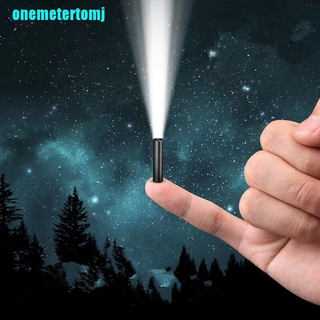 【FOR】Super Bright Mini Light 3 Modes USB Rechargeable Mini Flashlight