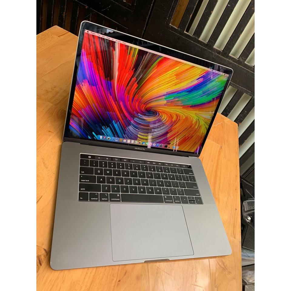 Macbook Pro Touch Bar 2018 15.4in, i9 2.9G, 16G, 512G, vga 4G Giá chỉ 46.500.000₫