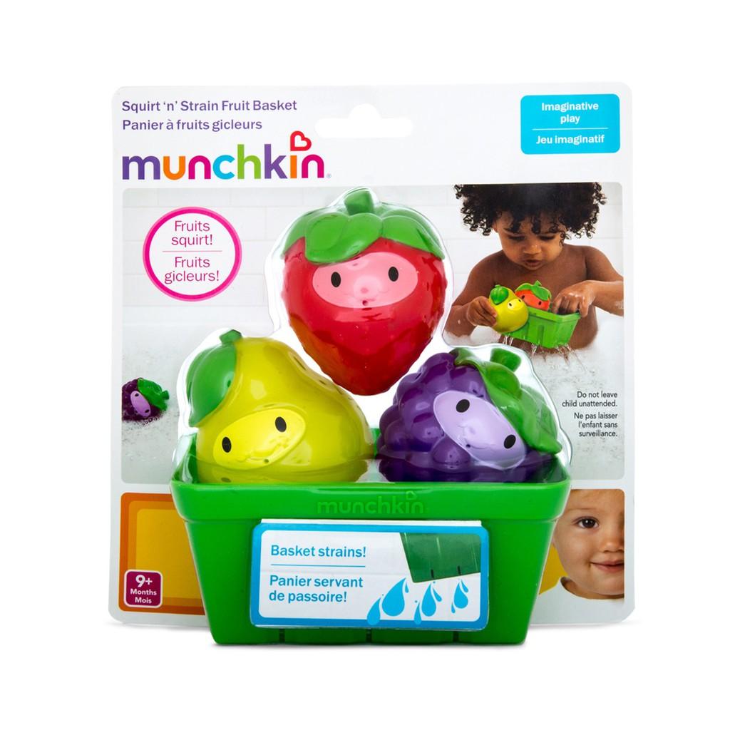 Đồ chơi Munchkin MK43824 Rổ trái cây