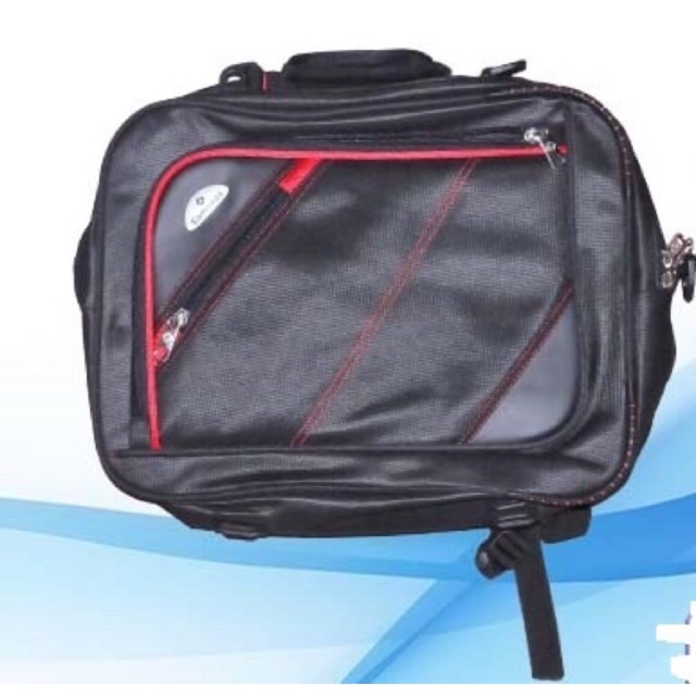 [SALE 10%] Balo túi xách laptop Samsonite 4 ngăn 2 trong 1