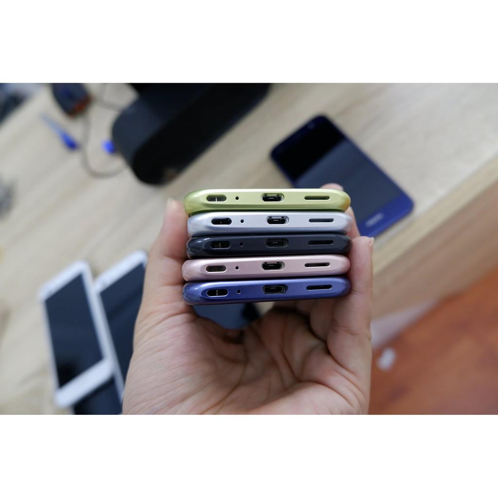 [Mã 267ELSALE hoàn 7% đơn 300K] Điện thoại Nhật Sharp shv38 android 7 ram 3G chip Snap 617