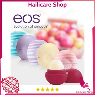 [Nhập Mỹ] Son Dưỡng Môi EOS Visibly Soft Lip Balm Sphere Coconut Milk Strawberry Sorbet Sweet Mint Vanilla Bean thumbnail