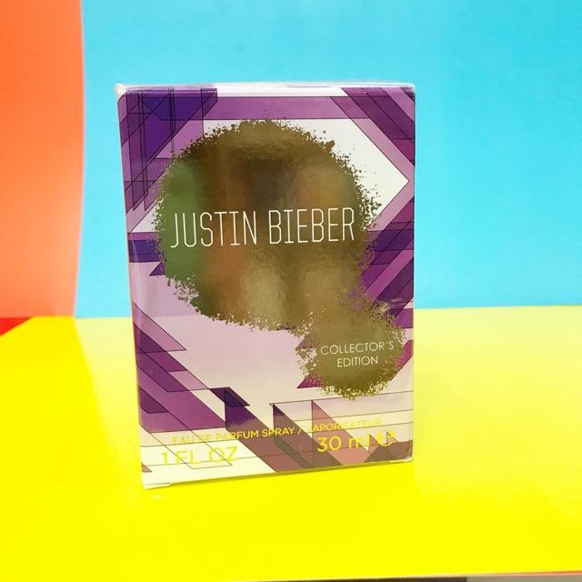Nước hoa Justin Bieber Collector