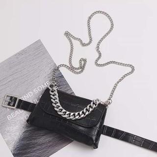 Túi xách nữ OBAGGY Túi đeo bụng nữ, thời trang đựng điện thoại