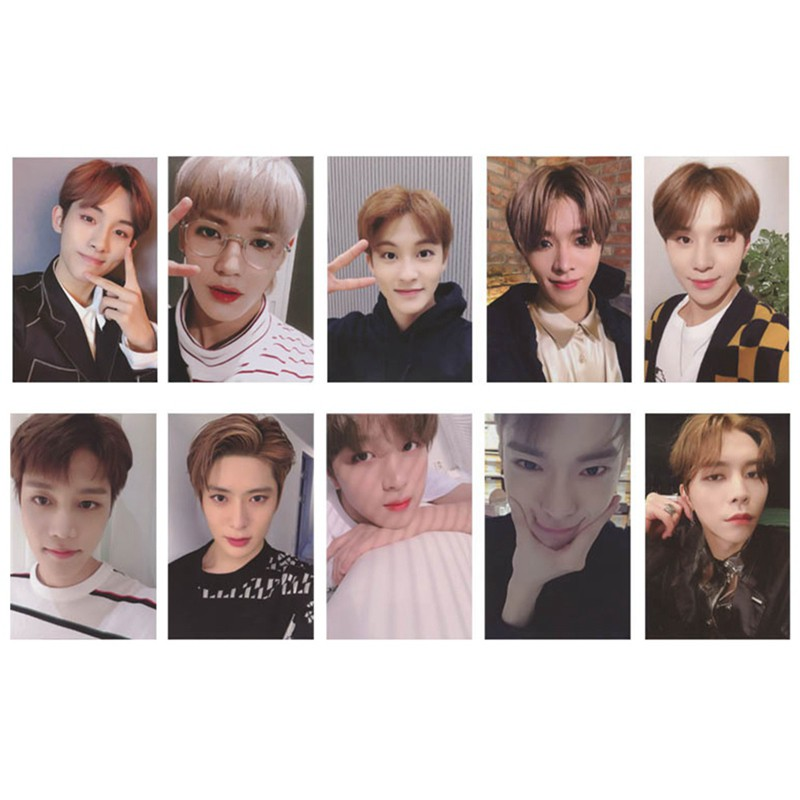 KPOP NCT U 127 2019 Empathy Album Taeyong Mark Made