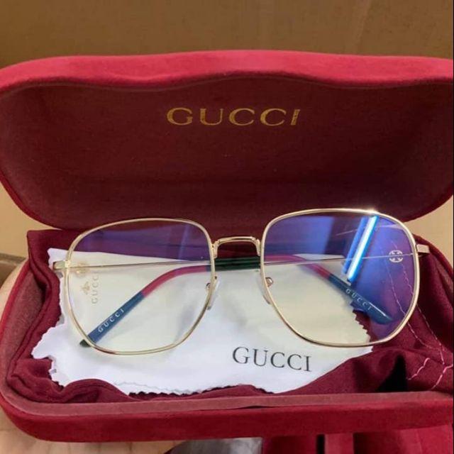 กรอบแว่นสายตา gucci.พร้อมกล่อง