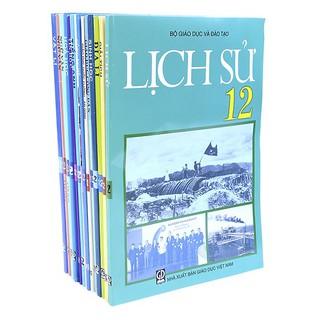 Bộ sách giáo khoa lớp 12 - 13 quyển