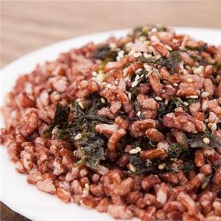 """500g gạo lứt sấy rong biển thơm ngon ăn liền giá chỉ còn <strong class=""""price"""">100.000.000đ</strong>"""