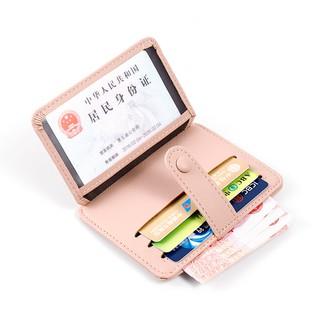 Hình ảnh Ví nữ mini TAOMICMIC dễ thương ngắn cầm tay nhiều ngăn nhỏ gọn bỏ túi thời trang cao cấp VD379-3