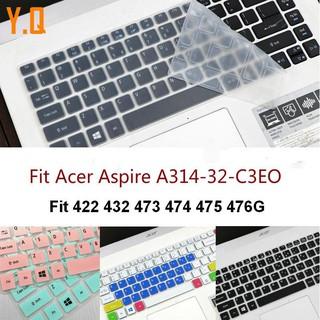 Miếng Dán Bàn Phím Laptop D.F.Acer Aspire A314-474 475 476g