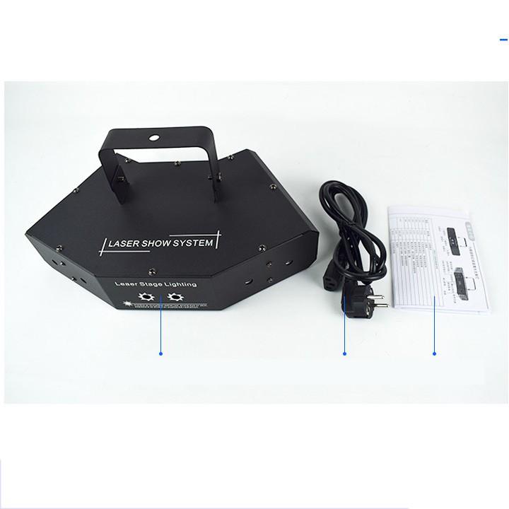 Đèn laser cao cấp phòng bar 6 mắt laser thông minh - DOPA SHOP