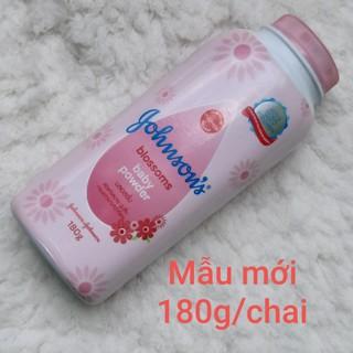 Combo 2 chai Phấn thơm Johnson s Baby Powder Blossom chai 180g ( mẫu mới) thumbnail