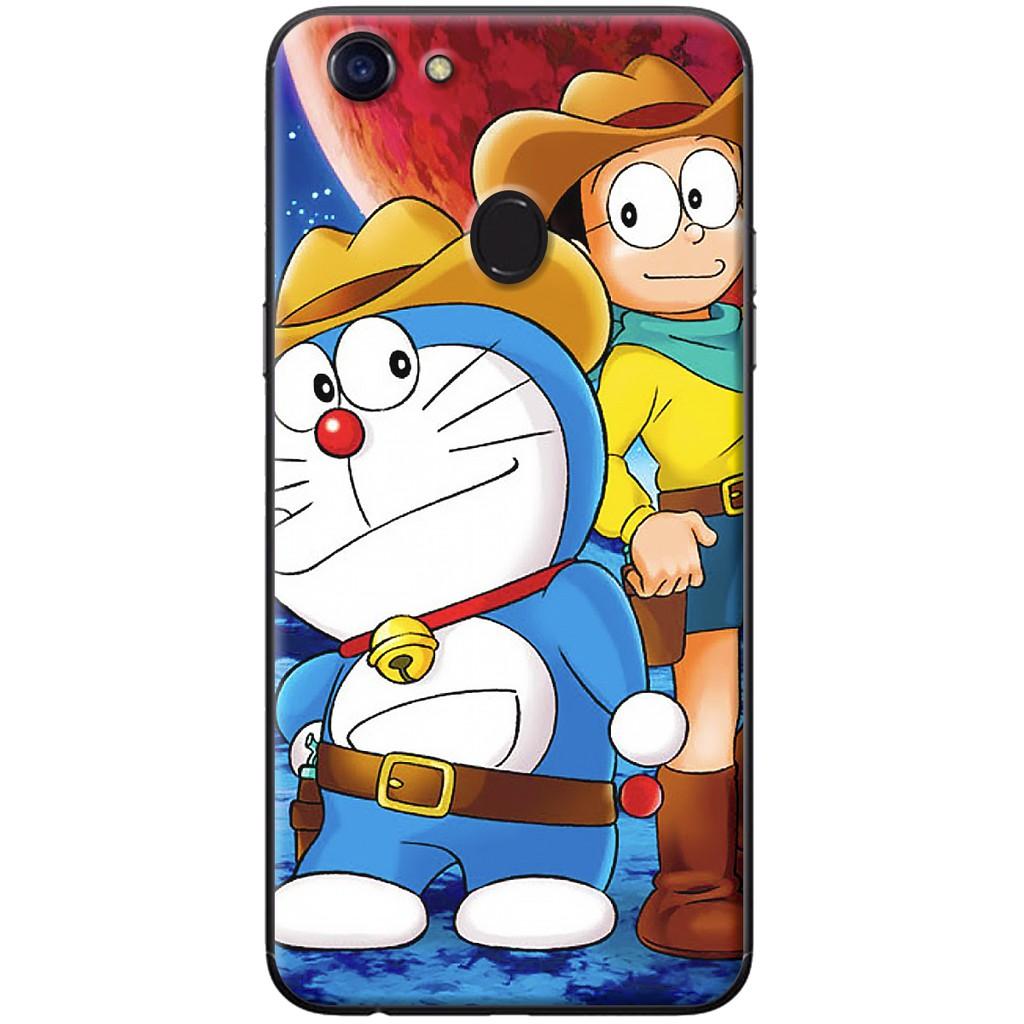 Ốp lưng dẻo OPPO F5 Doraemon cao bồi - 3081767 , 721551175 , 322_721551175 , 120000 , Op-lung-deo-OPPO-F5-Doraemon-cao-boi-322_721551175 , shopee.vn , Ốp lưng dẻo OPPO F5 Doraemon cao bồi