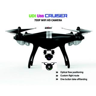 Flycam UDI U88 Cruiser optical flow có máy ảnh 720P