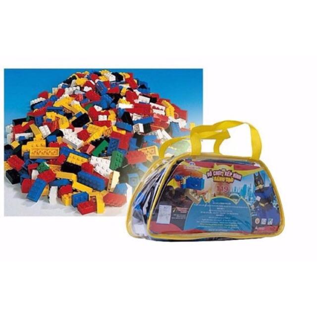 [SALE 10%] Bộ đồ xếp hình lego 67 khối cho bé trên 3 tuổi
