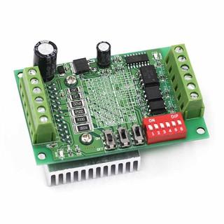 Bảng điều khiển trình điều khiển động cơ bước TB6560 3A-3.5A 10V-35V Bộ định tuyến CNC Điều khiển điện áp thấp Bảo vệ dòng nhiệt