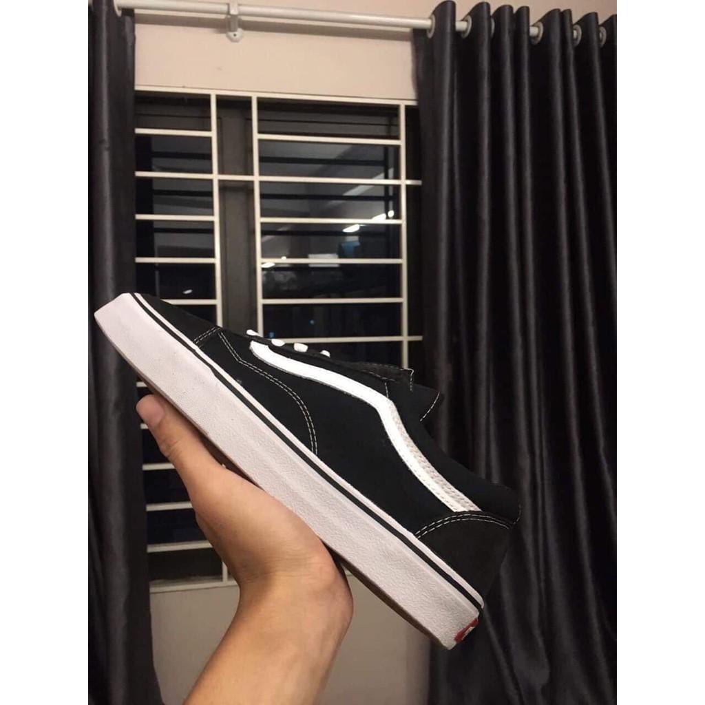 Giày vans si